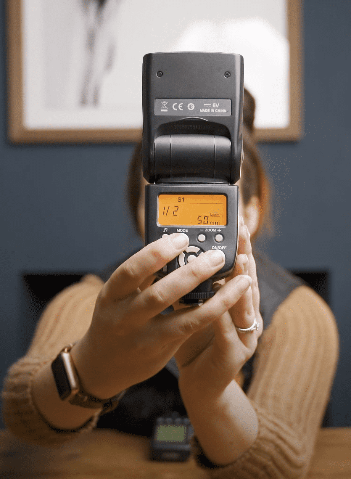 Off camera flash photography for beginners speedlight power