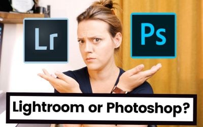 Lightroom vs Photoshop. What's the beef?