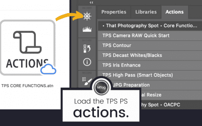 MTog: How to load our Photoshop Actions